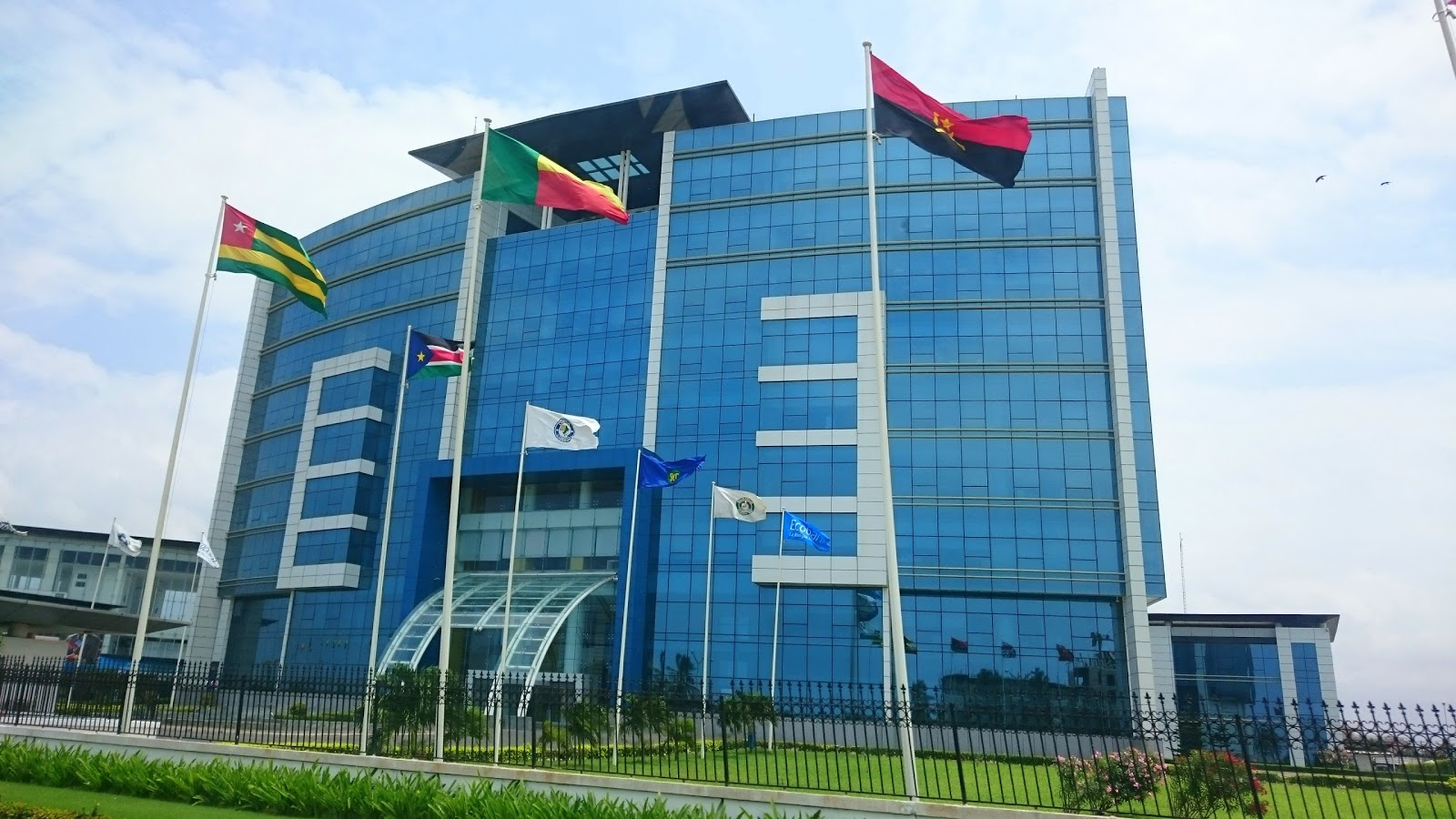 Ecobank Transnational Incorporated (ETI Headquarter)