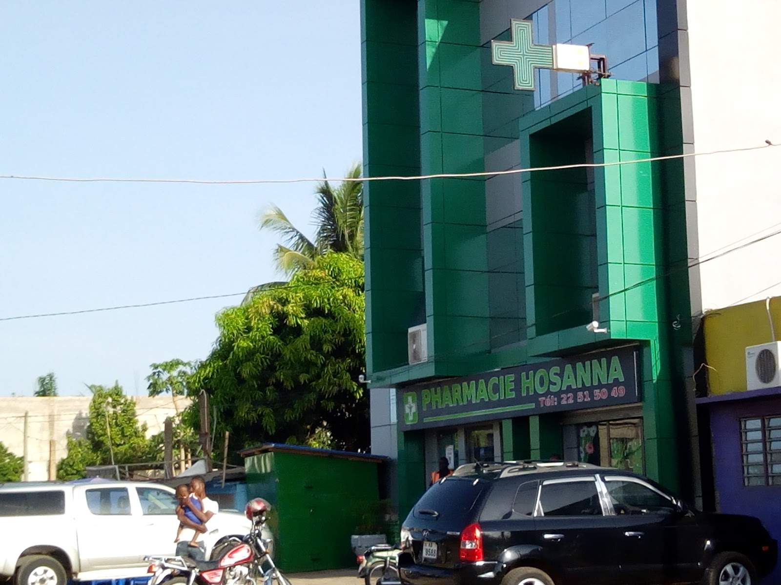 Pharmacie Hosanna