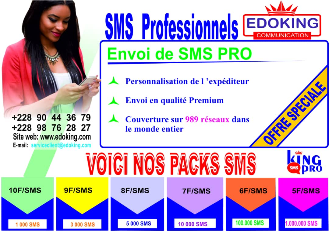edoking communication sms pro
