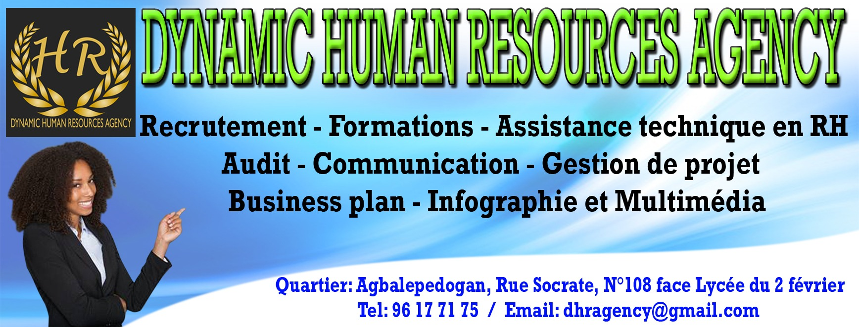 dynamic human resources agency togo