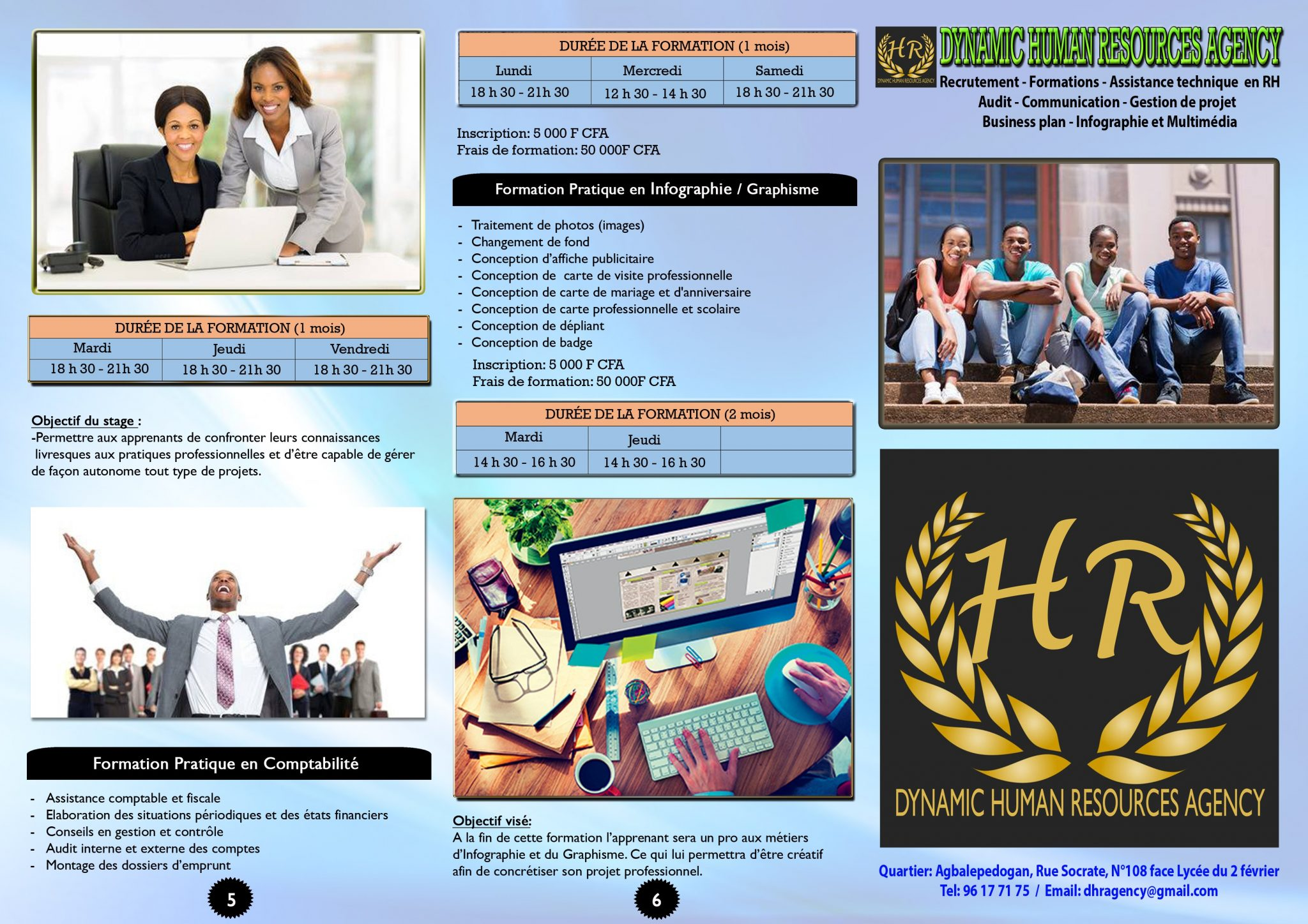 dynamic human resources agency