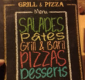 Factory Grill Pizza