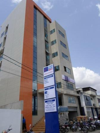 Coris Bank International Togo (Siège)