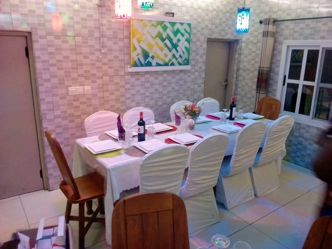 Treichville restaurant