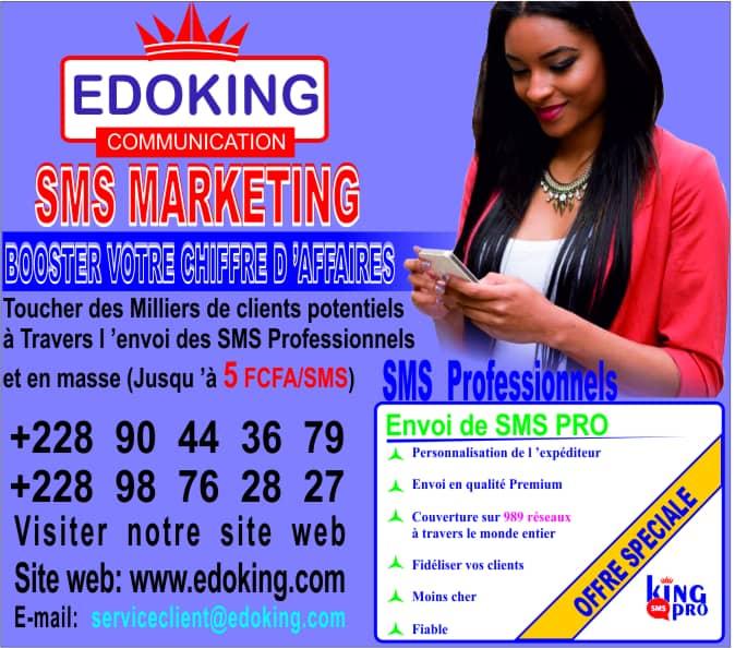 edoking communication sms marketing