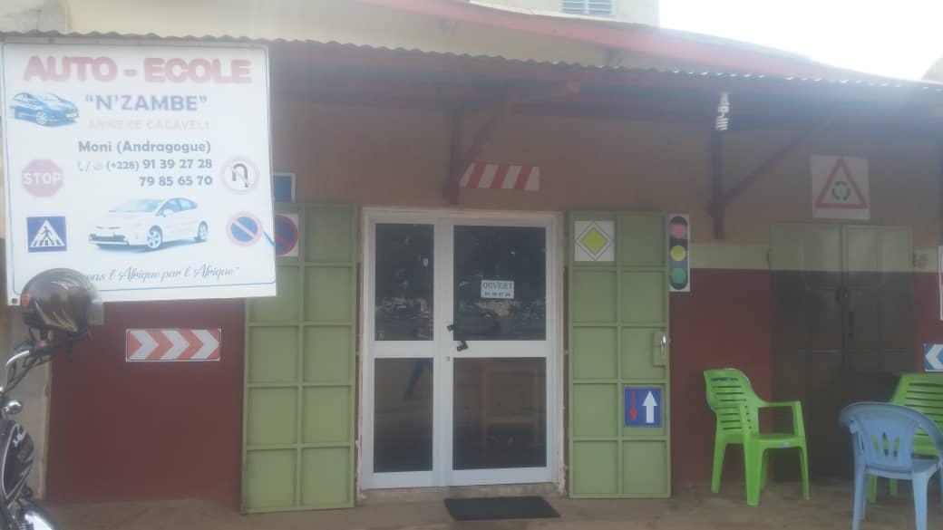 Auto Ecole N ZAMBE