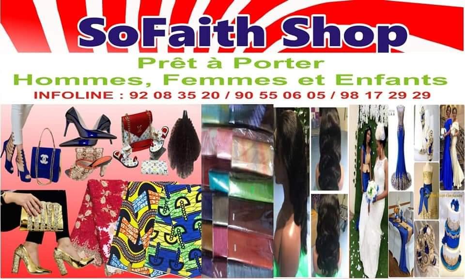 SOFAITH SHOP GROUP
